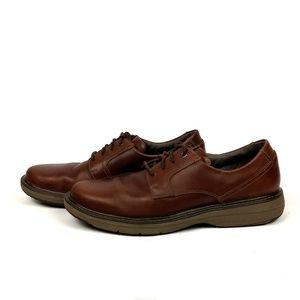 cc51c5580fdc4 Clarks Shoes - Clarks 1825 Brown Leather Oxfords 11M